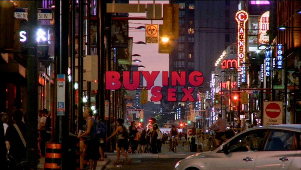 Buying Sex – creative licence and a Canadian doco