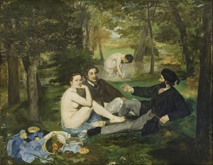 Edouard Manet - Luncheon on the Grass (Google_Art_Project)